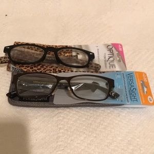 Women's Reading Glasses! NWT! $20.00 each.